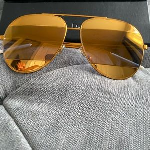 Brand New authentic Dior aviator Sunglasses